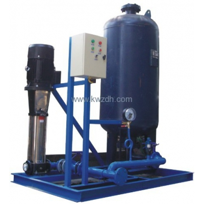 DY定压补水设备(落地式膨胀水箱)