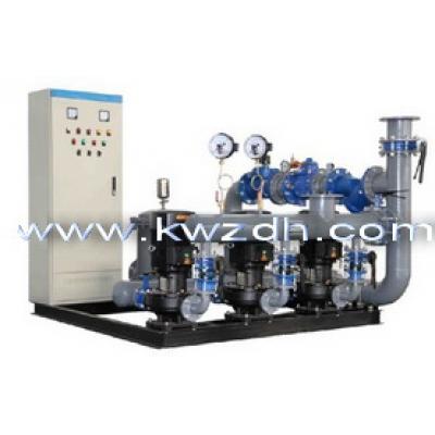 ZLHS直连混水供热机组
