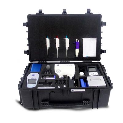 水质日检九项便携式水质检测箱