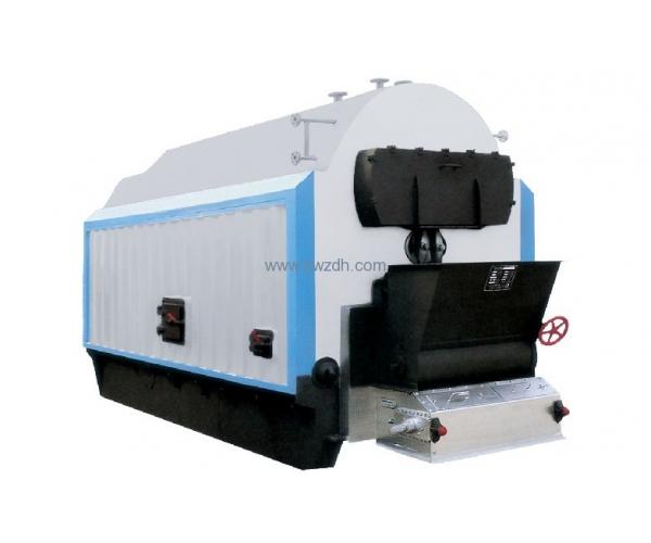 DZL单锅筒纵置式链条炉排蒸汽炉