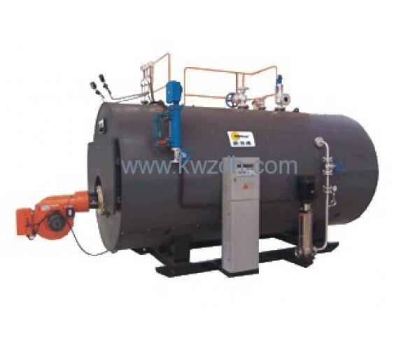 WNS卧式内燃燃油(气)蒸汽锅炉